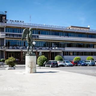 Palazzo comunale sede del Municipio in Piazza Roma Comune Aprilia 13 maggio 2015 - EdeDPhotos/Enrico de Divitiis/www.provincialista.it