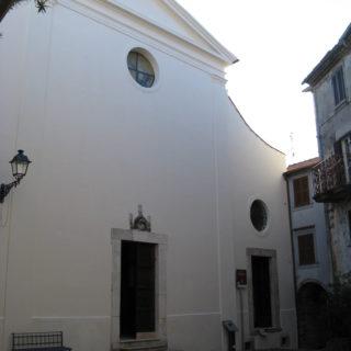Bassiano Chiesa Sant'Erasmo