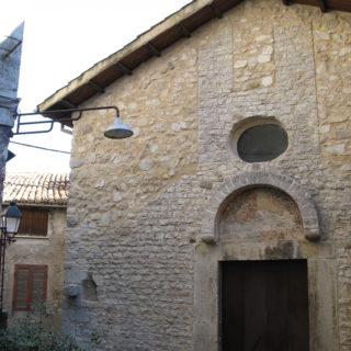 Bassiano ChiesaSanta Maria 2