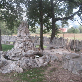 Santuario località RAINO - Itri (5)