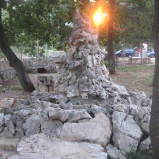 Santuario località RAINO - Itri (8)