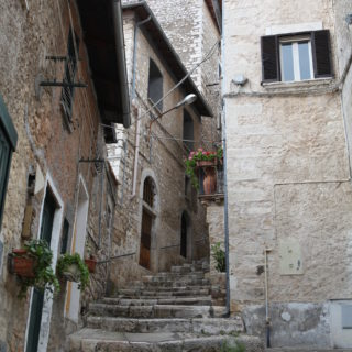 Sezze - Scalelle della Piazza -8