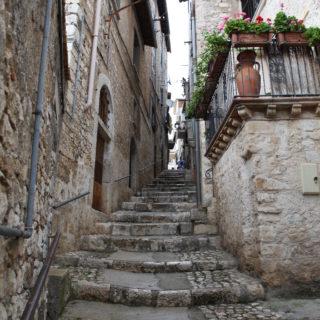 Sezze - Scalelle della Piazza - 9