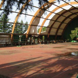 Sezze campo tennis