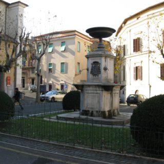 Sezze piazza del municipio 1
