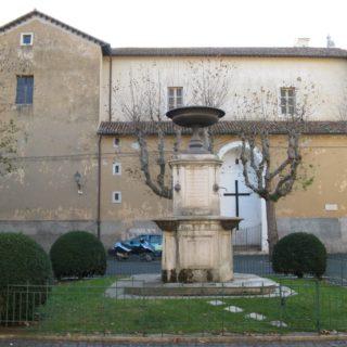 Sezze piazza del municipio 2