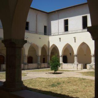 chiostro conv. di San Domenico