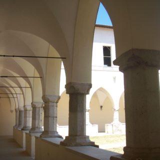 chiostro conv. edi S. Domenico