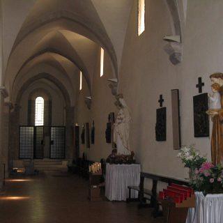 Interni Abbazia di Valvisciolo (2)