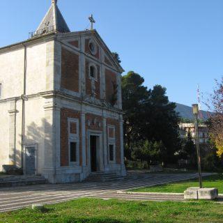 Santuario Maria Santissima del Colle - Lenola (11)