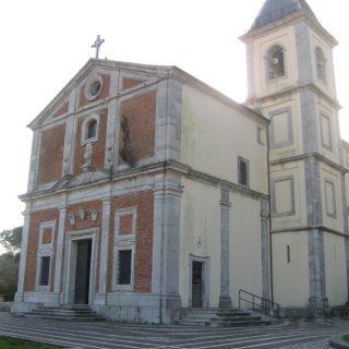 Santuario Maria Santissima del Colle - Lenola (5)