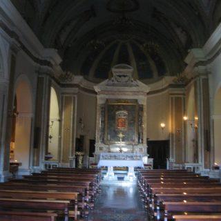 Santuario Maria Santissima del Colle - Lenola (7)